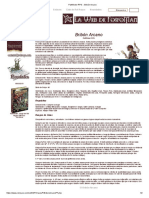 Pathfinder RPG __ Bribón Arcano