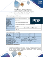 Guía de actividades y rubrica de evaluación - Tarea 2 - Desarrolar ejercicios Unidad 1 y 2 (1).docx