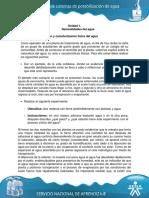 Actividad de Aprendizaje Unidad 1-Descripcion y Caracterizacion Fisica Del Agua Dante
