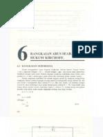 Bab6-Rangakaian Arus Searah Dan Hukum Kirchoff