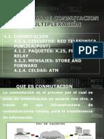 4. Tecnicas de Conmutacion