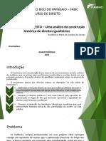 SLIDE - PRÉ PROJETO (1).pptx