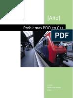 Problemas C++ visual studio
