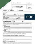 Ficha Inscricao PPGEM