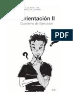 Cuaderno Orientación II Completo (1)