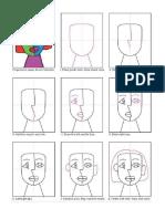 Cubismo Picasso Artistica 4ºA