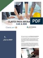 Migrar del CAD al BIM