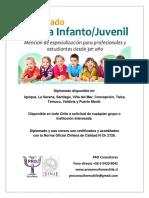 1. Diplomado en Clínica Infanto Juvenil