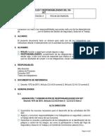 1.1.2.PROCEDIMIENTOS Y ROLES RESPONSABILIDADES SST.docx