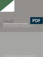 Navig8 Corporate identity