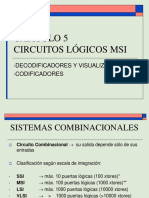 Circuitos Logicos Msi