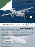 Lockheed Hercules C-130E