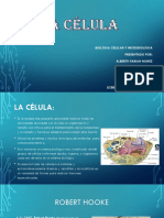 La Célula Esposicion Biologia