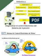 Diagnostico del Control Electronico del Sistema de Inyeccion.ppt