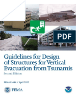 Structures Design for Tsunamis I