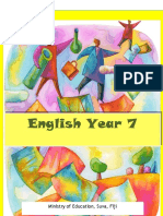 English Year 7