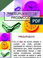 PRESUPUESTO DE PRODUCCIÓN.ppt