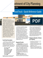 Food truck manual for Wake county