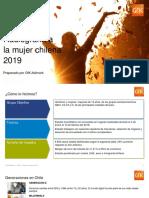 Modelo 1 PPT_Radriografía a La Mujer Chilena 2019