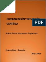 Comunicación y Redacción Científica