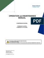 Manual Compresor Doosan