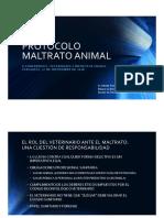 Protocolo Maltrato Zaragoza