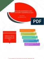 ASUNTOS RELACIONADOS CON I&D.pptx