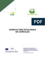 Agricultura Ecológica de Cereales