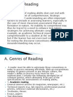 Assessing Reading Powerpoint