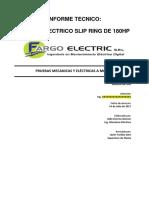 Informe Motor Sr 180 Hp Bateas