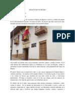Bogota es un museo