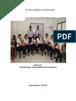 Proyecto Accion Social Tgcf35