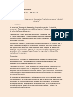 Evidencia 1 Summary