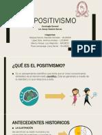 El Positivismo