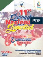Subsidio JNJ2018 Guion Liturgico