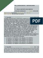 AV1 Metologia Cientifica Estacio