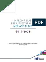 Presupuesto Ordinario 2020