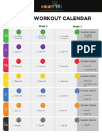 Smartyou 21 Day PDF Planner
