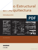 Diseño Estructutural en Arquitectura