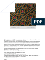 sueño florido booklet