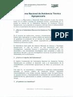 Subsistema Asistencia Tecnica Agropecuaria
