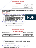 International Finance -1.ppt