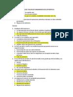 Solución Taller PDF