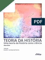 Jörn Rüsen - Teoria da História - uma teoria da história como ciência