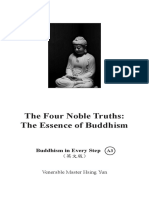 A3 the Four Noble Truths 2019