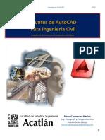 Apuntes de Autocad 2019-1