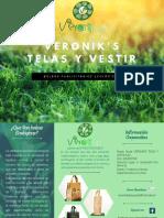 Veronik's Telas y Vestir