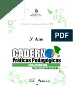 Caderno de práticas pedagógicas