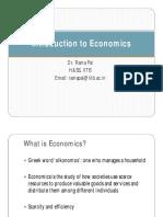 economics slides intro