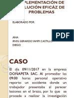 IMPLEMENTACIÓN DE SOLUCIÓN EFICÁZ DE PROBLEMAS.pptx